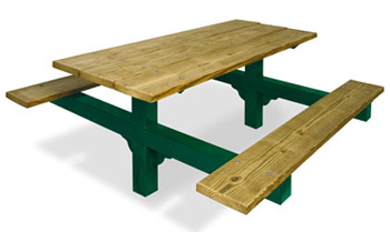 347-pt8-traditional-dual-pedestal-picnic-table-pressure-treated-8-l