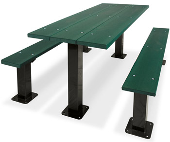 349-xxx6-tradtional-multi-pedestal-picnic-table-recycled-plastic-6-foot
