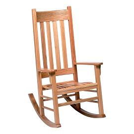 50s-oak-rocking-chair