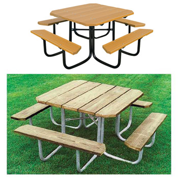 358-pt48-48-square-traditional-picnic-table-pressure-treated