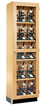 3702416-diversified-woodcrafts-24-w-15-microscope-storage-cabinet-with-clear-glass-doors