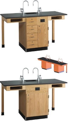 science-lab-two-student-service-island-diversified-woodcrafts