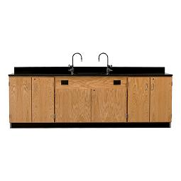 3216k-wall-service-bench-w-storage-cabinets-solid-epoxy-top