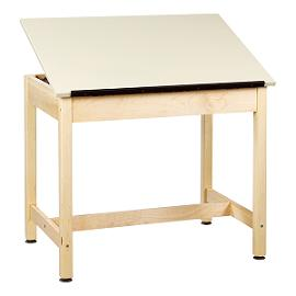 dt9a30-drafting-table-w-1piece-top-30-h