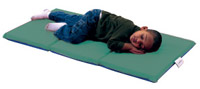 cf400-524tb-3-fold-rest-mat-1-thick-red-teal-10-pack