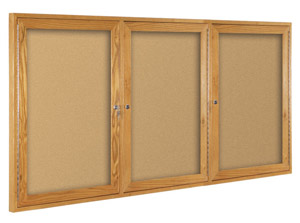 94hwg-enclosed-bulletin-board-cabinet-w-3-hinged-doors-48-h-x-72-w