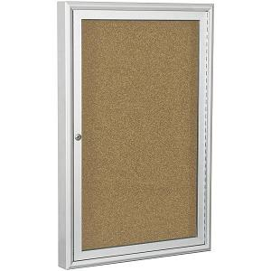 94psuo-outdoor-enclosed-bulletin-board-cabinet-w1-door-30-w-x-36-h
