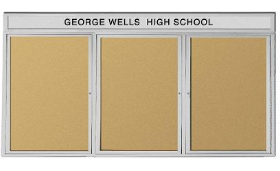 94pshoh-outdoor-headline-bulletin-cabinet-w3-doors-96-w-x-54-h