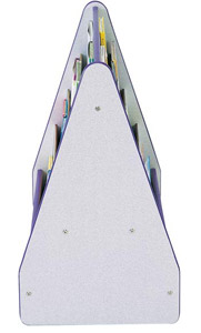 3506jc-pickabook-stand-2-sided-30wx1612dx2712h-speckled-gray-waccent-color
