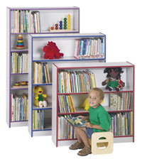rainbow-accents-bookcases-by-jonticraft
