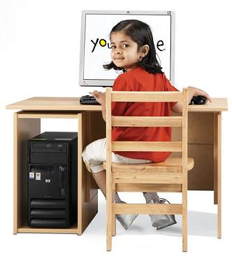 young-time-computer-table