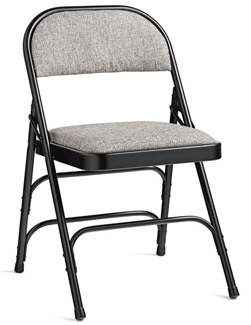 49753-fabric-padded-steel-folding-chair