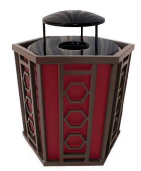 51-hxrb-huntington-outdoor-trash-receptacle-rain-bonnet-lid-included
