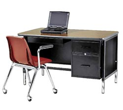 54r0-adjustable-teacher-desk--right-pedestal-desk-w-center-drawer-30-x-60