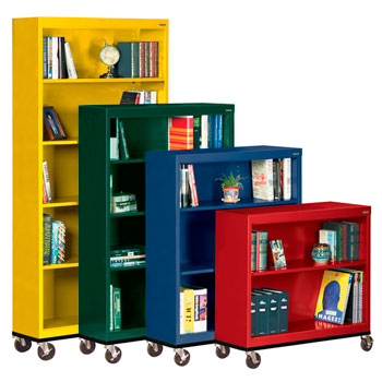 mobile-metal-bookcases-by-sandusky-lee