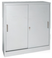 ba2s361842-36-w-x-18-d-x-42-h-sliding-door-metal-cabinet-w3-shelves
