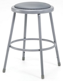 6424-24h-metallic-gray-padded-steel-stool