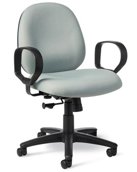 bc85-br85-grade-5-fabric-extra-wide-executive-chair-with-loop-arms