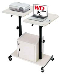 prc300-presentation-stand-w-locking-storage