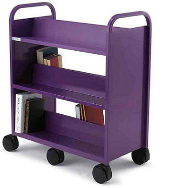 21101-6-sloping-shelves-gorilla-book-truck