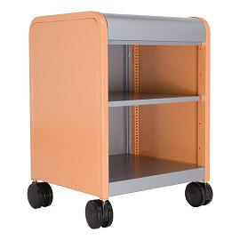 30011-cascade-series-twoshelf-mobile-storage-w-out-doors-21-w-x-19-d
