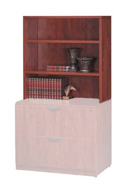 ofd-163-hutch-w-2-shelves-36-w