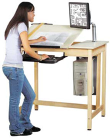 cdtc70-splittop-school-cad-drawing-computer-table-by-shain