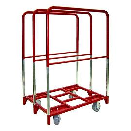 3854-panel-mover-w-extra-tall-uprights-5-quiet-poly-all-swivel-casters