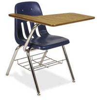 all 9700br classroom chair school desk by virco options desks