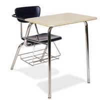 3400br-solid-plastic-top-chair-desk-with-bookrack