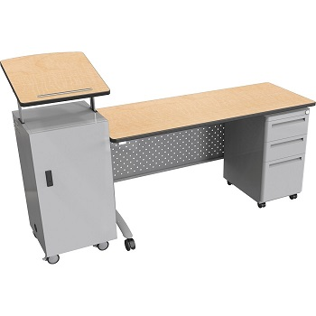 90457-podium-desk-set
