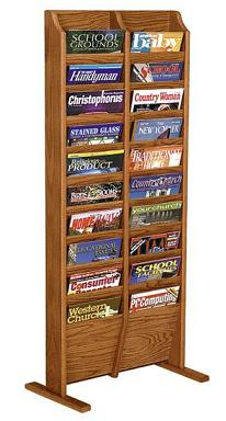 mr20fs-20-pocket-freestanding-magazine-rack