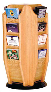 br16tt-16-pocket-brochure-rotating-counter-display-rack