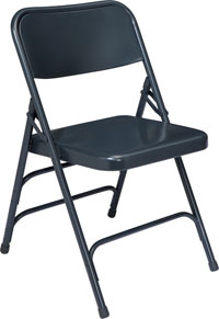 304-blue-18-gauge-steel-double-hinge-triple-braced-folding-chair