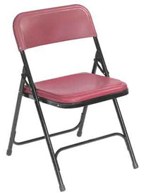 818-burgundy-seatback-black-frame-premium-lightweight-folding-chair