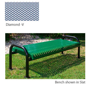 966-v8-contour-outdoor-bench-without-back-8-diamond-pattern