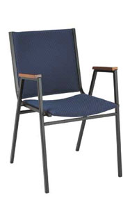 431-stack-chair-with-arms-w-3-seat-standard-fabric