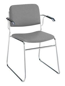 321-sled-base-stack-chair-2-seat-standard-fabric-w-arms