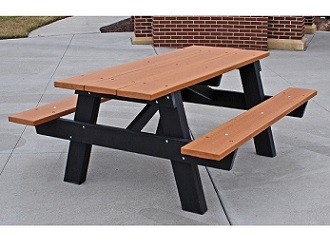 pb-apic6-a-frame-outdoor-picnic-table