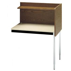 01617-24dx36wx46h-29-fixed-height-addon-unit-medium-oak-study-carrel