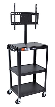 adjustable-height-flat-panel-cart-by-luxor