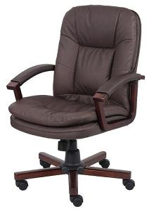 b796-vsbn-brown-leatherplus-chair