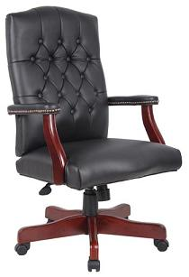 b905-traditional-button-tufted-chair