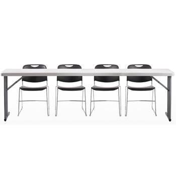 8502-4-bt1896-x-plastic-resin-seminar-folding-table18-x-96-with-four-stack-chairs