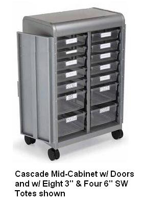 30432-cascade-series-mobile-tote-tray-midcabinet-w-doors-smallsized-totes