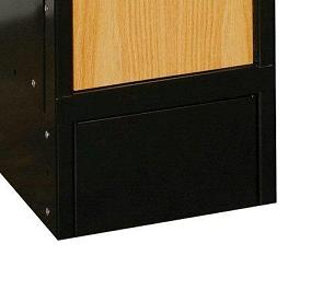 kcfb12me-closed-front-base-for-metal-wood-hybrid-locker-12-w-x-6-h
