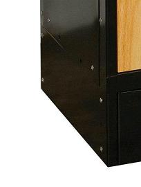 kcsb18me-closed-side-base-for-metal-wood-hybrid-locker-18-d-x-6-h
