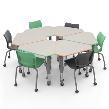 All Diamond Desk By Smith System Options Desks