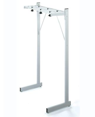 dsf-5k-single-sided-hook-style-floor-rack-5-l