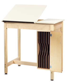 dt-62sa-split-top-drawing-table-w-board-storage